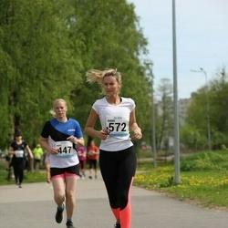 48. jooks ümber Harku järve - Kadri Timuska (572)