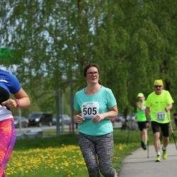 48. jooks ümber Harku järve - Reet Roosimägi (505)