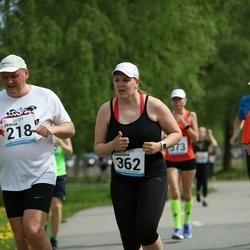 48. jooks ümber Harku järve - Mariana Liiv (362)