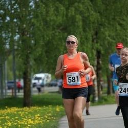 48. jooks ümber Harku järve - Madli Tuvikene (581)