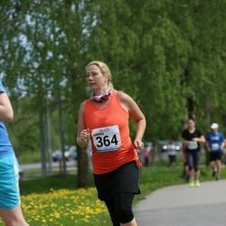 48. jooks ümber Harku järve - Annika Liiv (364)
