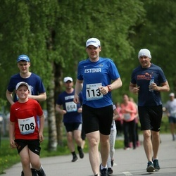 48. jooks ümber Harku järve - Urmo Merila (113)
