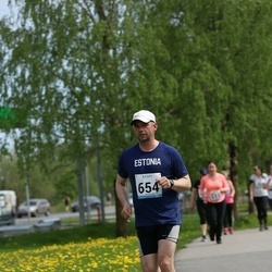 48. jooks ümber Harku järve - Aivo Normak (654)