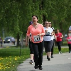 48. jooks ümber Harku järve - Monika Rytberg (511)