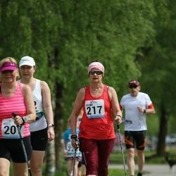 48. jooks ümber Harku järve - Jelena Spitsõna (217)