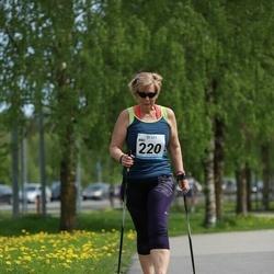 48. jooks ümber Harku järve - Anu Kruusimägi (220)