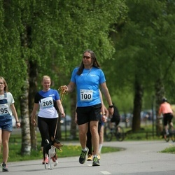 48. jooks ümber Harku järve - Mart Kajari (100)