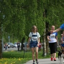 48. jooks ümber Harku järve - Keira Kajari (295)