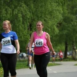 48. jooks ümber Harku järve - Mailis Petrovits (445)