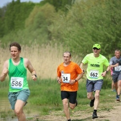 48. jooks ümber Harku järve - Igor Zahharov (34), Alari Lõhmus (662)