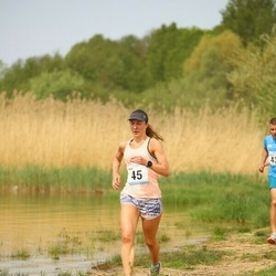 48. jooks ümber Harku järve - Kaire Matson (45)