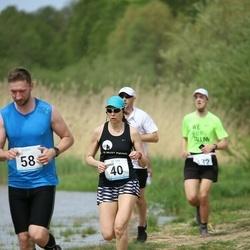 48. jooks ümber Harku järve - Marge Kikas (40)