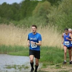 48. jooks ümber Harku järve - Ivar Krustok (330)