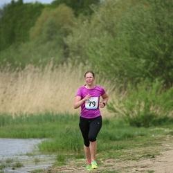 48. jooks ümber Harku järve - Eeva Aavik (79)