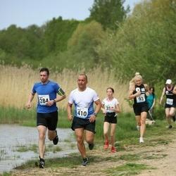 48. jooks ümber Harku järve - Tarmo Jõgi (284), Janar Müür (410)