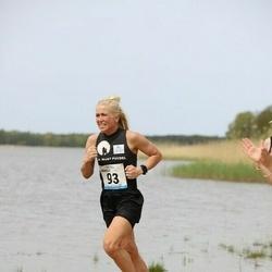 48. jooks ümber Harku järve - Margit Udikas-Susi (93)