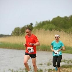 48. jooks ümber Harku järve - Andres Viira (607), Eneliina-Lotta Kõrva (627)