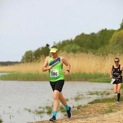 48. jooks ümber Harku järve - Raivo Meitus (386)