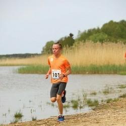 48. jooks ümber Harku järve - Fred Ots (101)