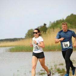 48. jooks ümber Harku järve - Ranno Laane (98), Silva Sammelsaar (156)
