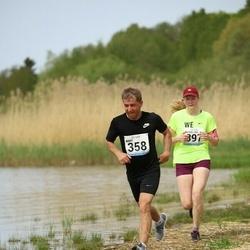48. jooks ümber Harku järve - Mart Lepasaar (358)