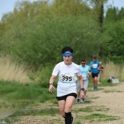 48. jooks ümber Harku järve - Kaja Mulla (395)