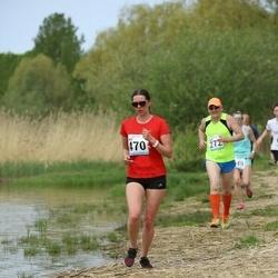 48. jooks ümber Harku järve - Piret Pärtli (470)