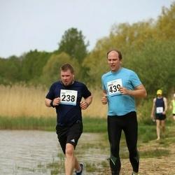 48. jooks ümber Harku järve - Margus Tähepõld (139), Erki Autalu (238)