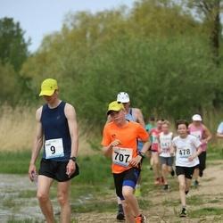 48. jooks ümber Harku järve - Timmo Kõrran (9), Mario Marcinkevicz (707)