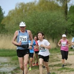 48. jooks ümber Harku järve - Hillar Vainjärv (130), Ruuben Raidvere (478)