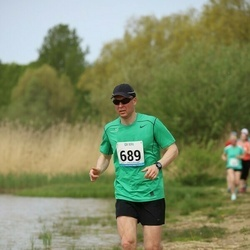 48. jooks ümber Harku järve - Raine Pajo (689)