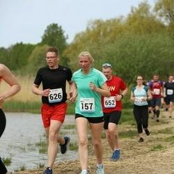48. jooks ümber Harku järve - Kaivi Kukk (157), Tarvo Lilleorg (626)