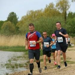 48. jooks ümber Harku järve - Madis Vahur (125), Indrek Põhjatu (472)