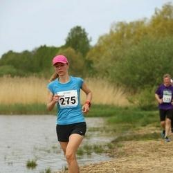 48. jooks ümber Harku järve - Julia Jermaljonok (275)
