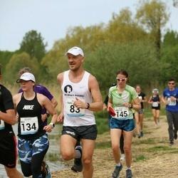 48. jooks ümber Harku järve - Taavi Varb (83), Kristiina Sagaja (145)