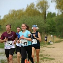 48. jooks ümber Harku järve - Julia Jurkina (277), Pille Ränkel (516)