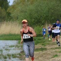 48. jooks ümber Harku järve - Maie Pihl (135)