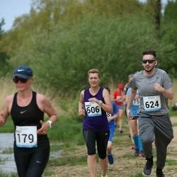 48. jooks ümber Harku järve - Maret Viira (606), Yurii Moroziuk (624)