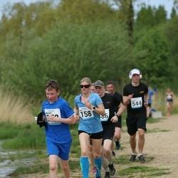 48. jooks ümber Harku järve - Ami Timm (158)