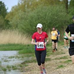 48. jooks ümber Harku järve - Kairit Kirsipuu (646)