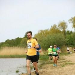 48. jooks ümber Harku järve - Kristo Veske (602)