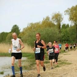 48. jooks ümber Harku järve - Andres Alajaan (160), Krista Raid (477)
