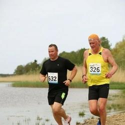 48. jooks ümber Harku järve - Peeter Koržets (326), Andrus Saveljev (632)