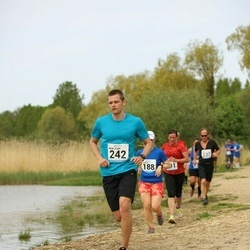 48. jooks ümber Harku järve - Rain Josh Brandt (242)