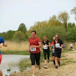 48. jooks ümber Harku järve - Lea Mikaadu (391)