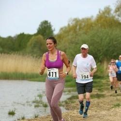 48. jooks ümber Harku järve - Maiu Müürsepp (411)