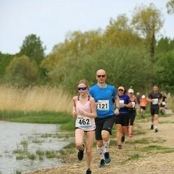 48. jooks ümber Harku järve - Merilin Priivits (462)