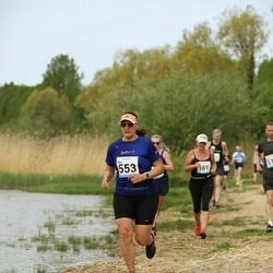 48. jooks ümber Harku järve - Heli Säde (553)