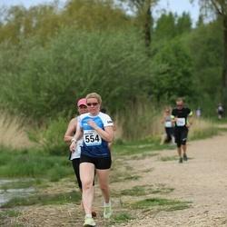 48. jooks ümber Harku järve - Kristiina Säre (554)