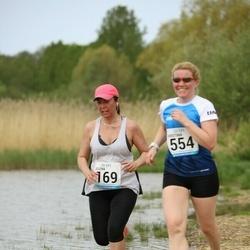 48. jooks ümber Harku järve - Jelena Mets (169), Kristiina Säre (554)